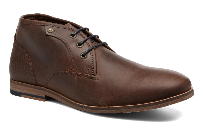Chaussures à lacets Redskins Alerte Marron vue détail/paire