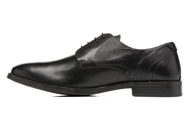 Chaussures à lacets Redskins Zalma Noir vue face