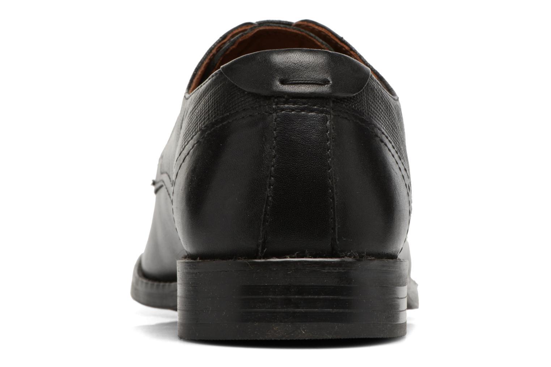 Chaussures à lacets Redskins Zalma Noir vue droite