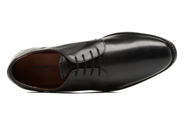 Chaussures à lacets Redskins Zalma Noir vue gauche