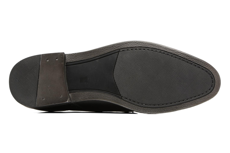 Chaussures à lacets Redskins Zalma Noir vue haut