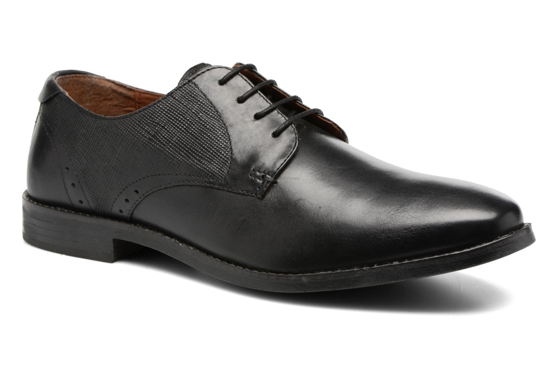 Chaussures à lacets Redskins Zalma Noir vue détail/paire