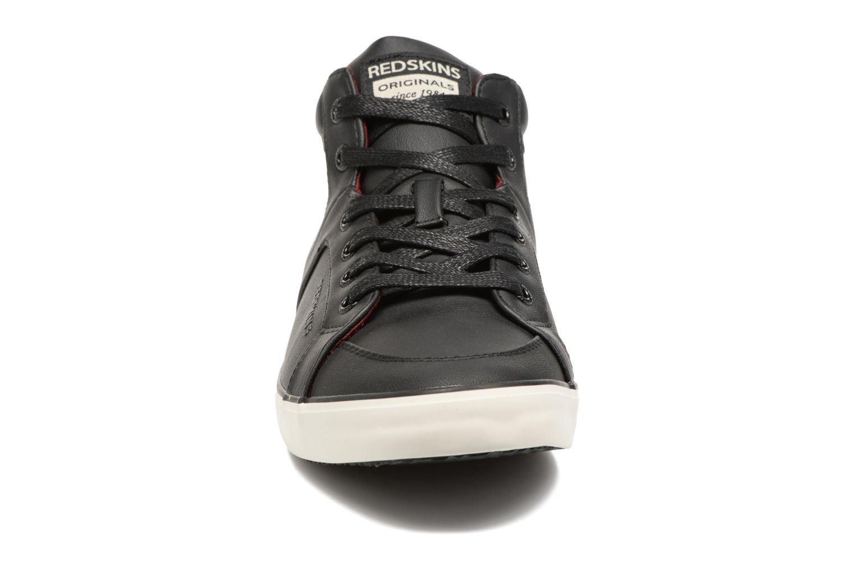Baskets Redskins Solami Noir vue portées chaussures