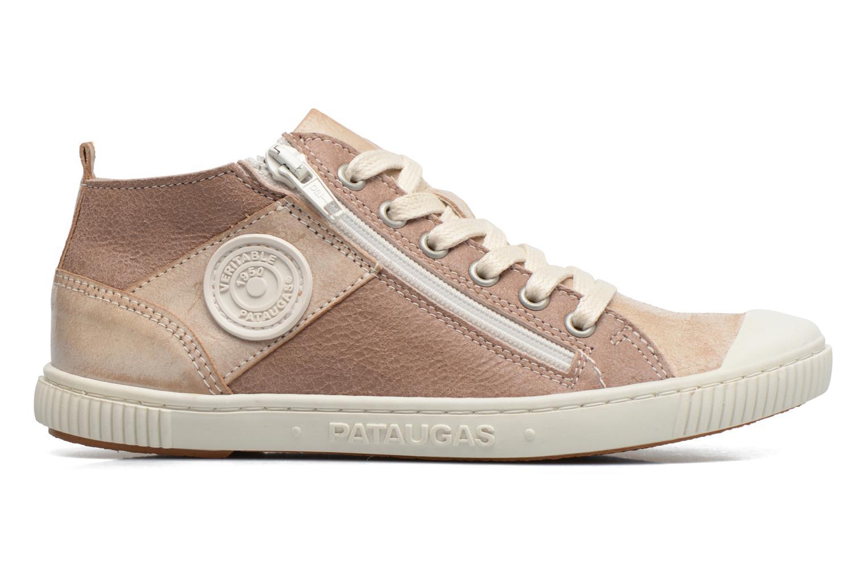Sneakers Pataugas Bean Marrone immagine posteriore