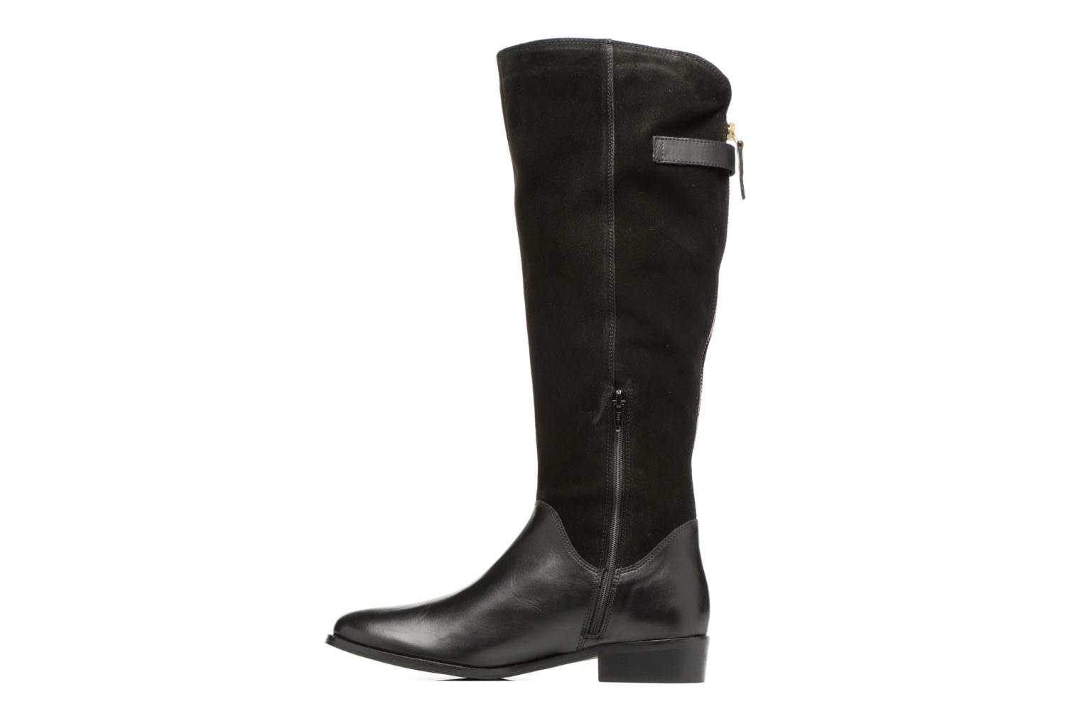 Boots & wellies Georgia Rose Loupy Black front view