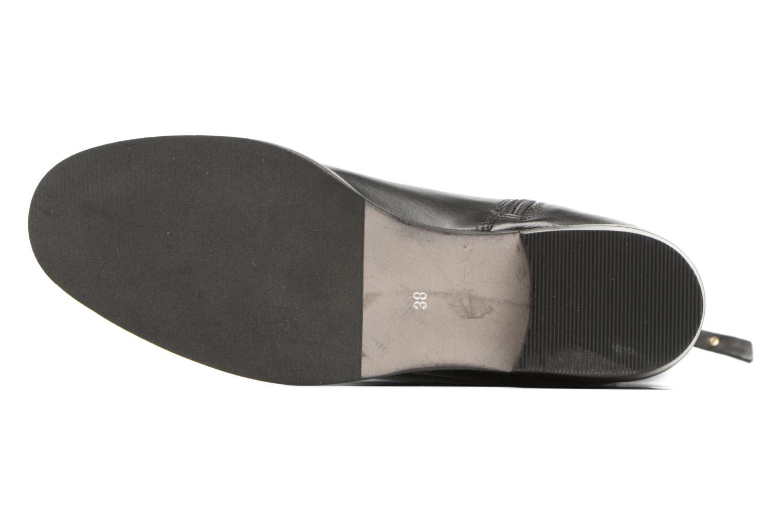 Stiefel Georgia Rose Loupy schwarz ansicht von oben