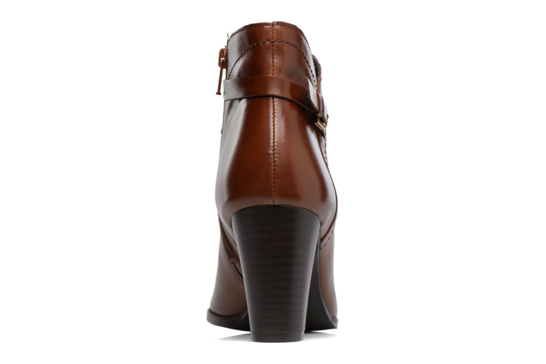 Stiefeletten & Boots Georgia Rose Lylia braun ansicht von rechts