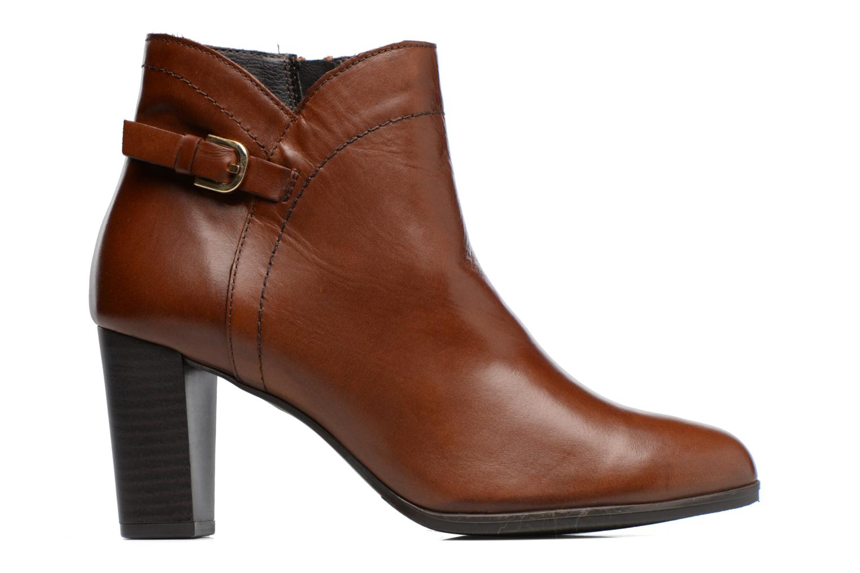 Boots en enkellaarsjes Georgia Rose Lylia Bruin achterkant