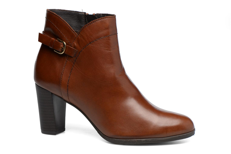Boots en enkellaarsjes Georgia Rose Lylia Bruin detail