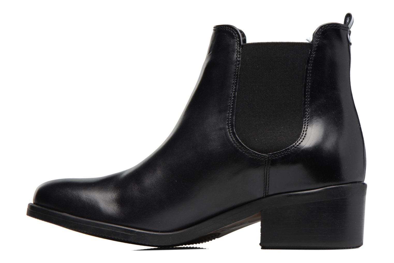 Stiefeletten & Boots Georgia Rose Ladou schwarz ansicht von vorne