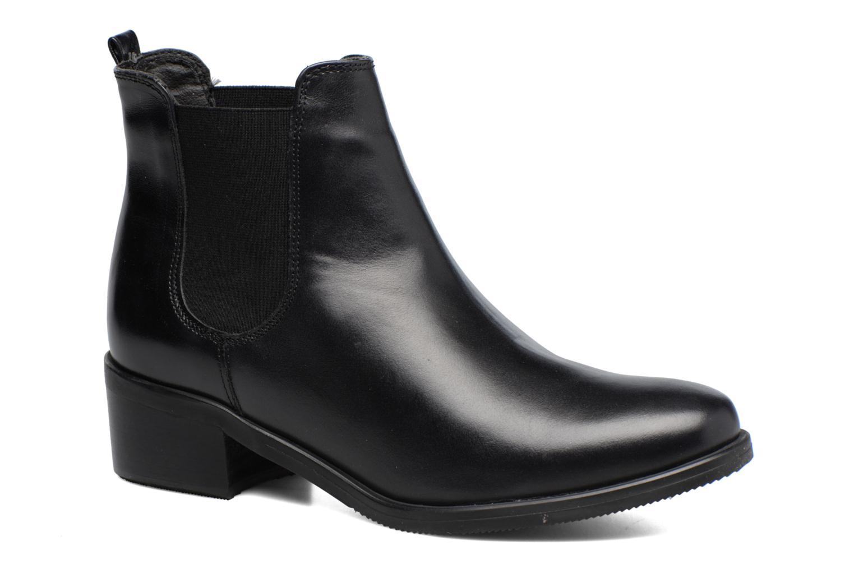 Stiefeletten & Boots Georgia Rose Ladou schwarz detaillierte ansicht/modell