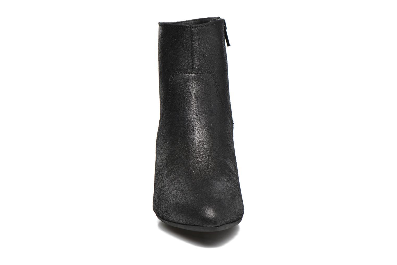 Bottines et boots Georgia Rose Lovana Noir vue portées chaussures