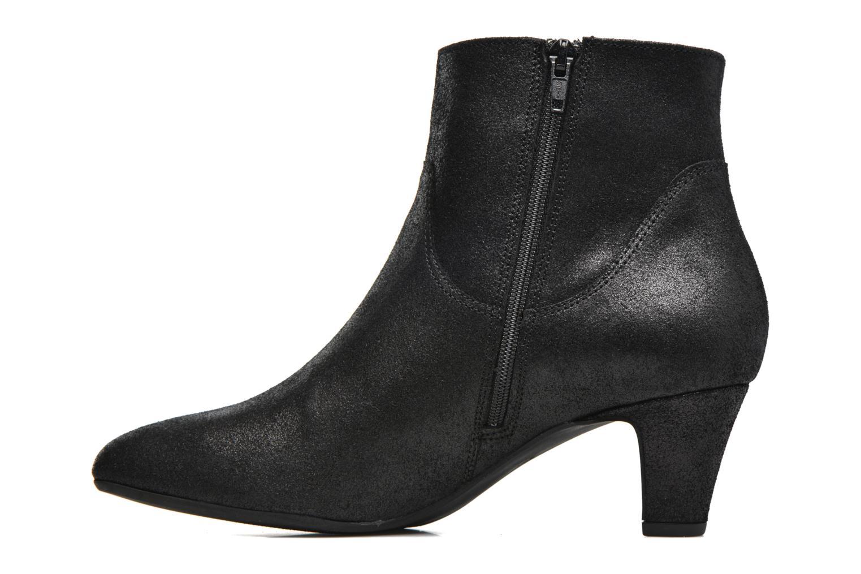 Bottines et boots Georgia Rose Lovana Noir vue face
