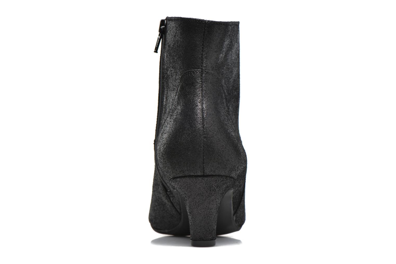 Bottines et boots Georgia Rose Lovana Noir vue droite