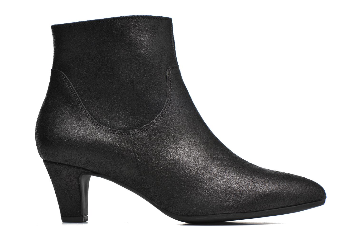 Ankle boots Georgia Rose Lovana Black back view