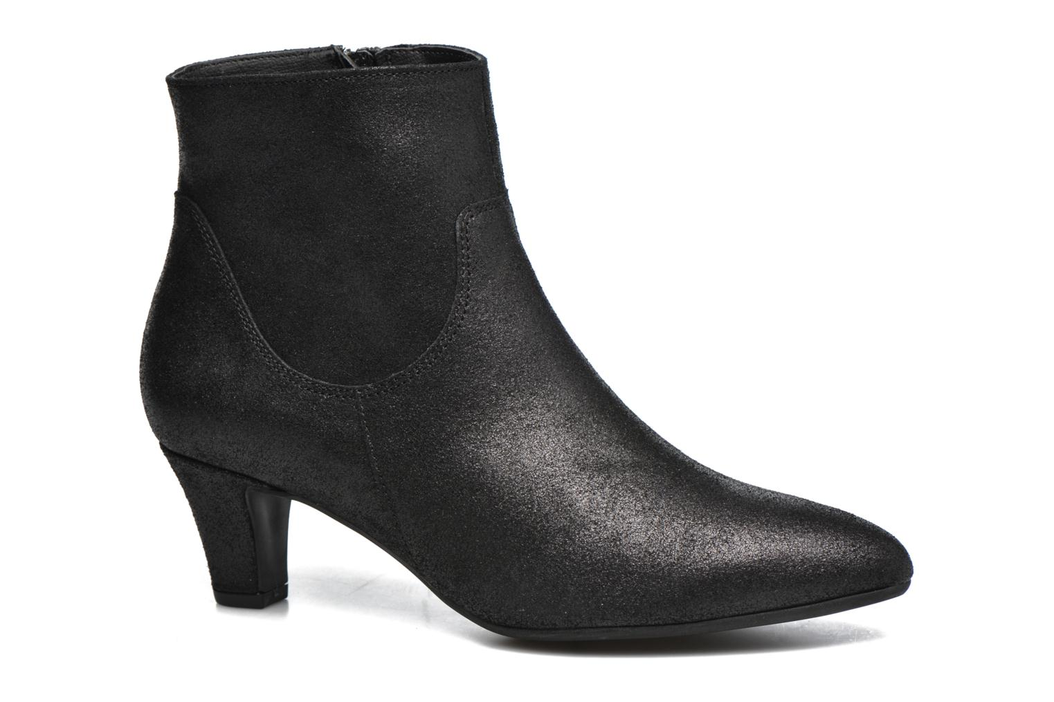 Ankle boots Georgia Rose Lovana Black detailed view/ Pair view