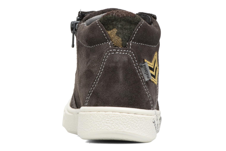 Sneakers Melania POLACCO LACCI Grigio immagine destra