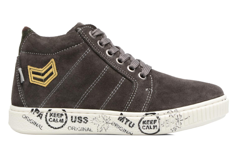 Sneakers Melania POLACCO LACCI Grigio immagine posteriore