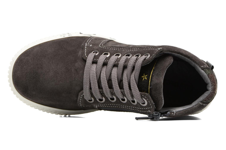 Sneaker Melania POLACCO LACCI grau ansicht von links