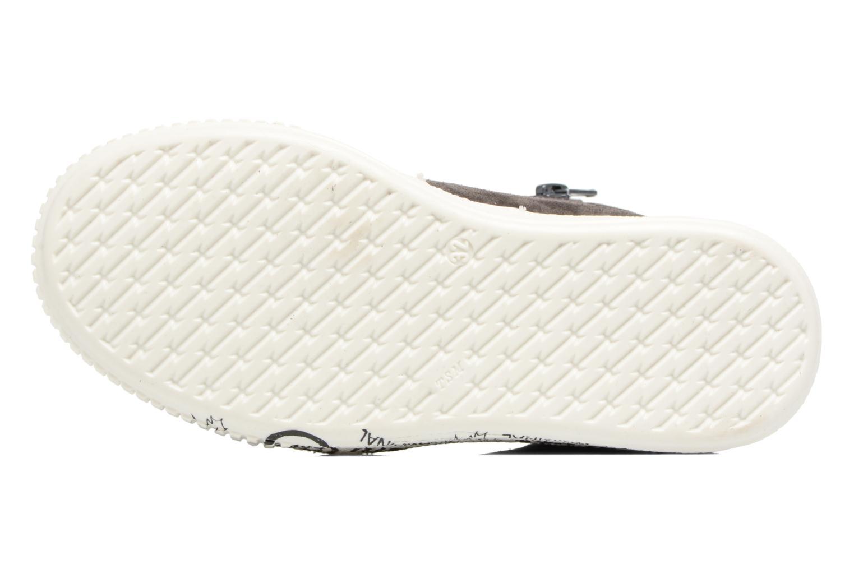 Sneakers Melania POLACCO LACCI Grigio immagine dall'alto