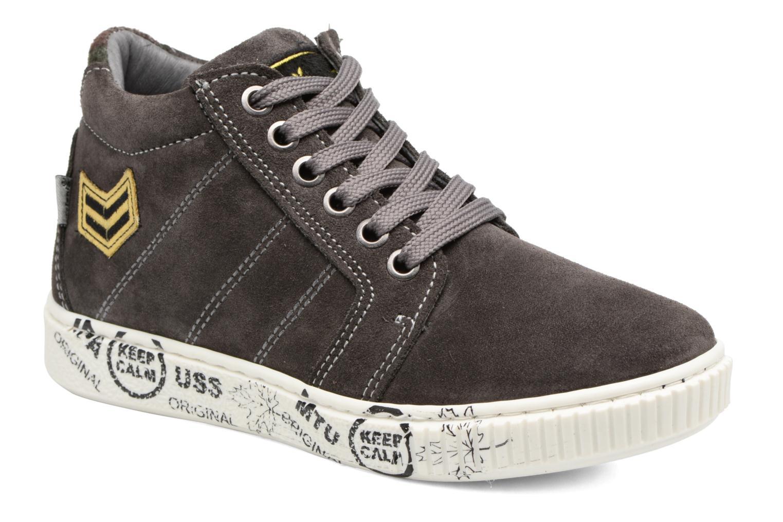 Sneakers Melania POLACCO LACCI Grå detaljeret billede af skoene