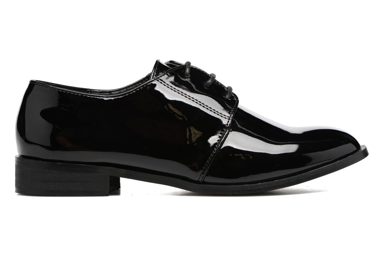 Chaussures à lacets I Love Shoes CLEMIA Noir vue derrière