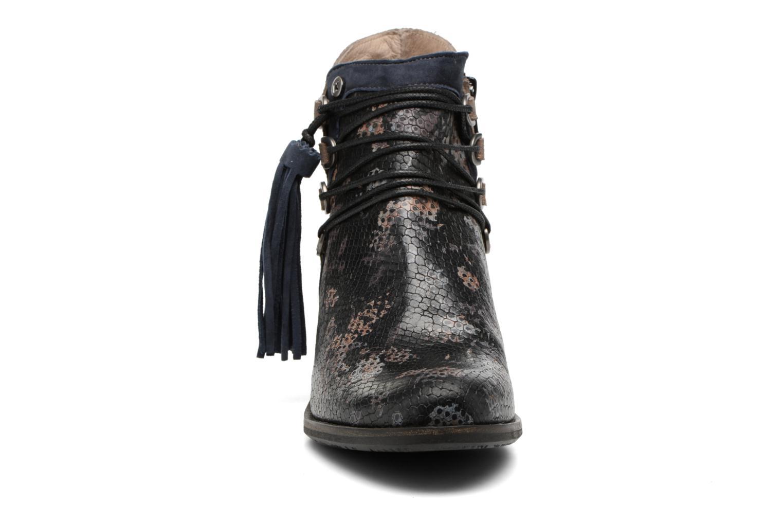 Bottines et boots Dkode Caprice Noir vue portées chaussures