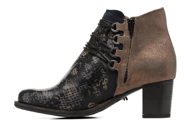 Bottines et boots Dkode Caprice Noir vue face