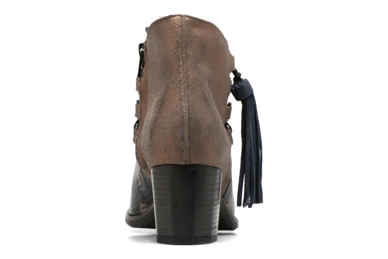 Bottines et boots Dkode Caprice Noir vue droite