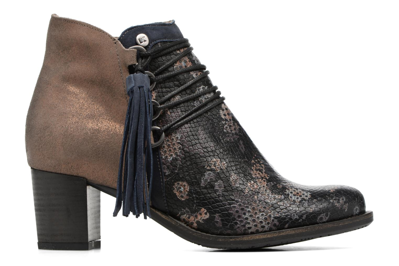 Bottines et boots Dkode Caprice Noir vue derrière