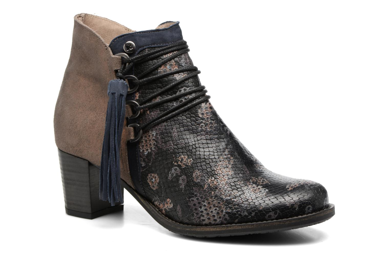 Bottines et boots Dkode Caprice Noir vue détail/paire