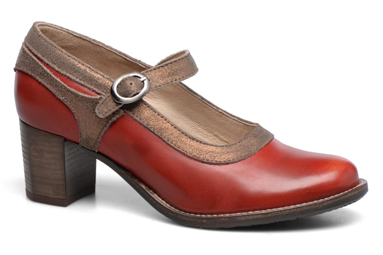 Grandes descuentos últimos zapatos Dkode Cybelle (Rojo) - Zapatos de tacón Descuento
