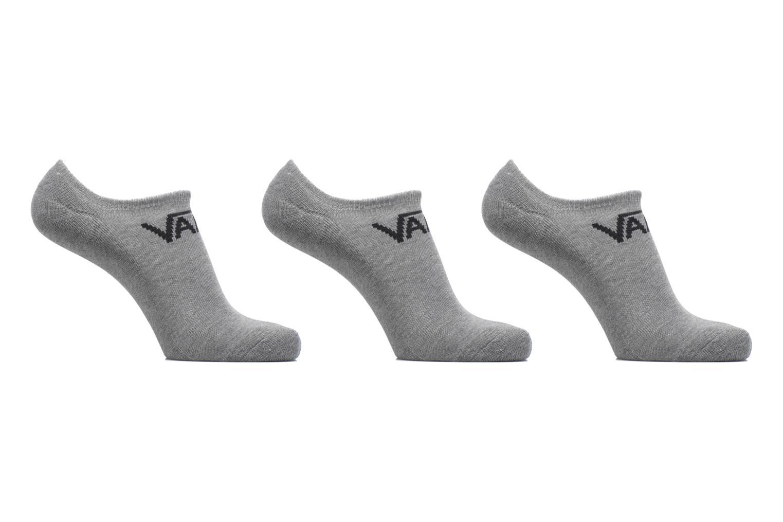 Socken & Strumpfhosen Vans CLASSIC KICK LOT DE 3 grau detaillierte ansicht/modell