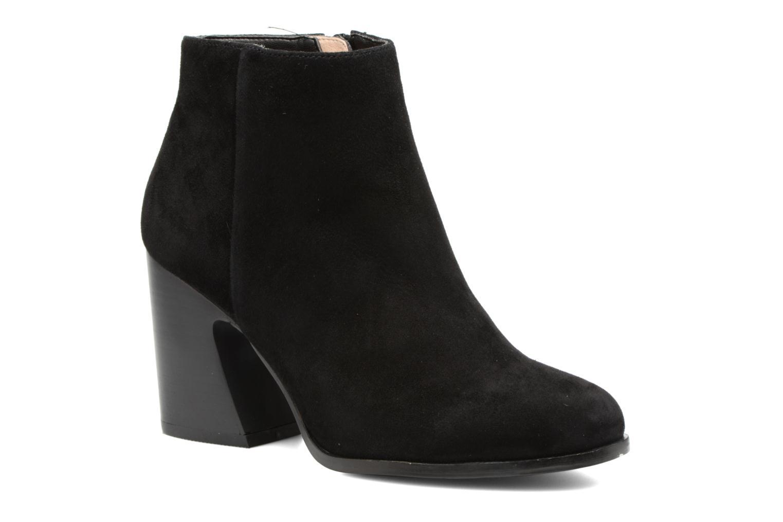 Bottines et boots Mellow Yellow Caflowery Noir vue détail/paire