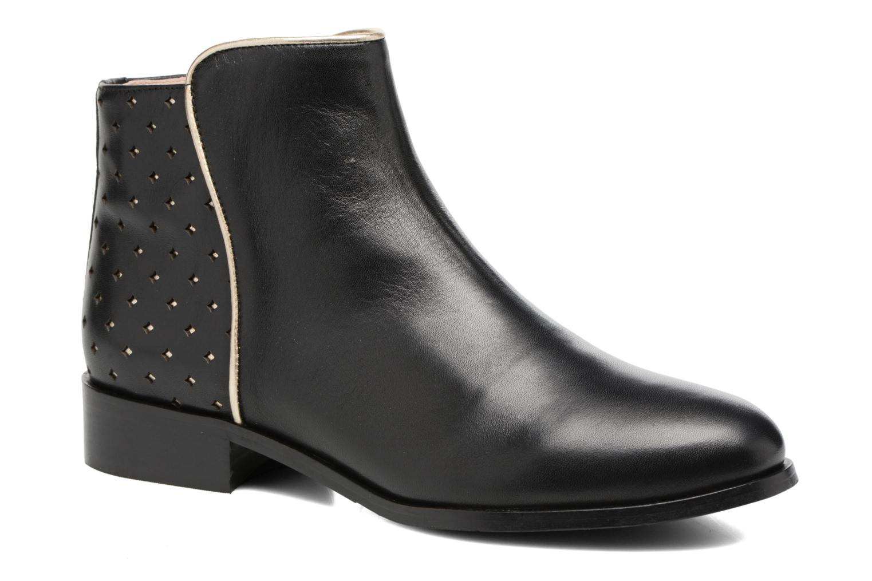 Bottines et boots Mellow Yellow Charlyn Noir vue détail/paire