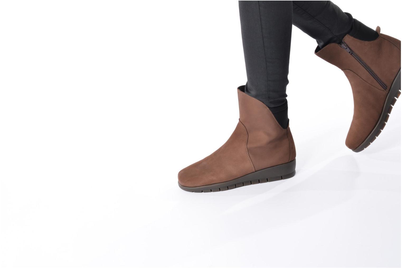 Stiefeletten & Boots Aerosoles New Moves schwarz ansicht von unten / tasche getragen