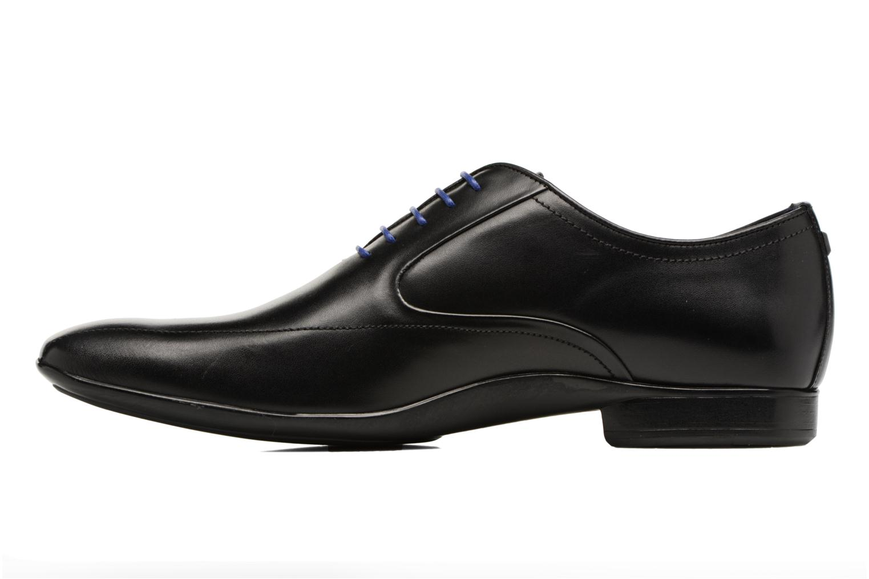 Chaussures à lacets Azzaro GEORGIL Noir vue face