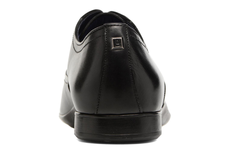 Chaussures à lacets Azzaro GEORGIL Noir vue droite