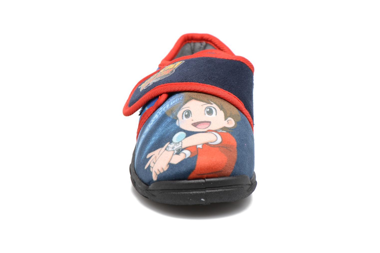 Chaussons Yo-Kai Watch  Sabri Multicolore vue portées chaussures