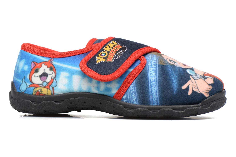 Chaussons Yo-Kai Watch  Sabri Multicolore vue derrière