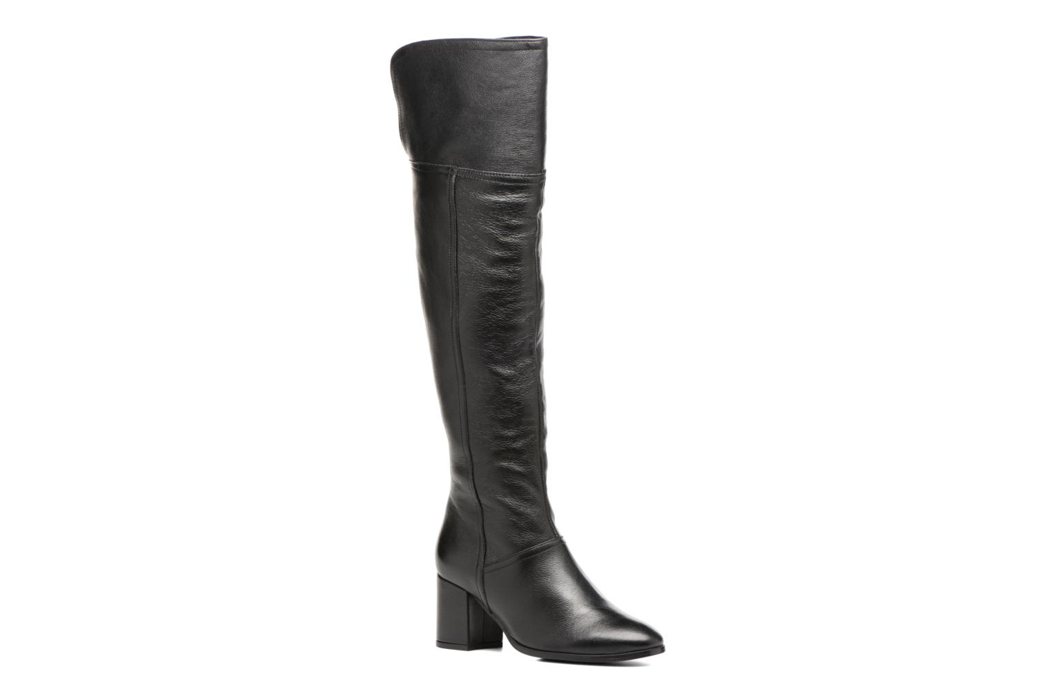 Boots & wellies Georgia Rose Olaf Black detailed view/ Pair view