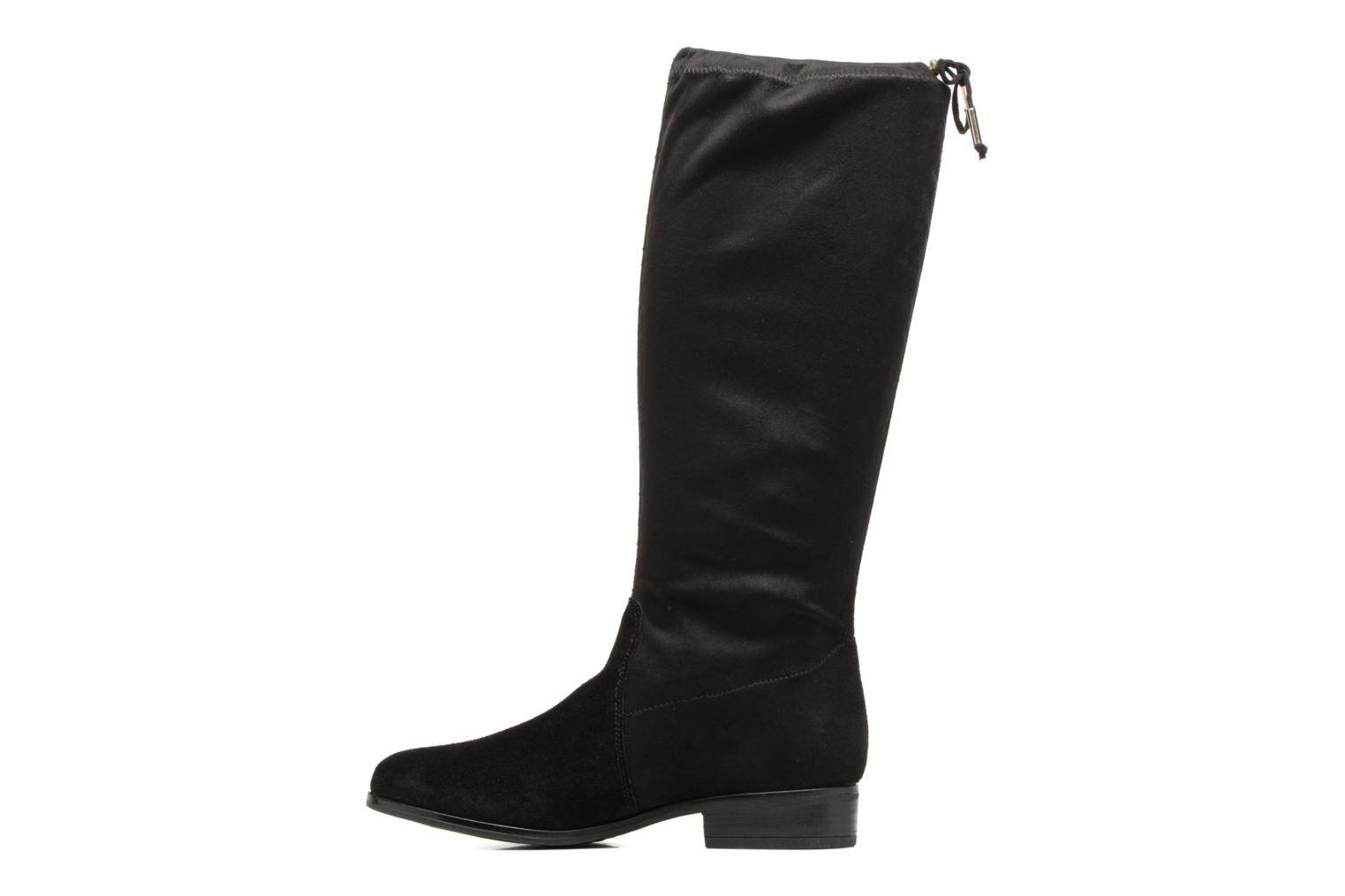 Boots & wellies Georgia Rose Opale Black front view