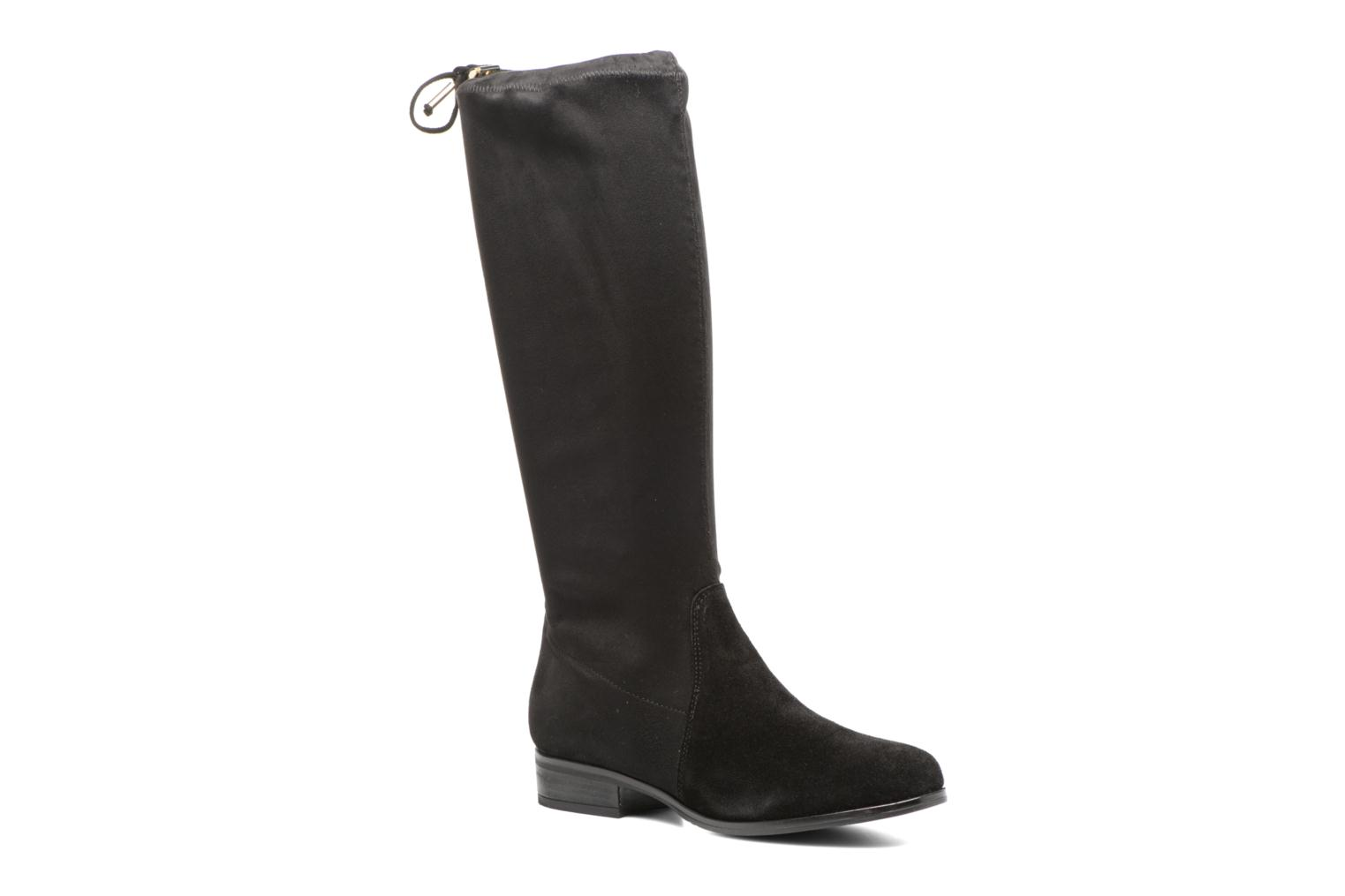 Boots & wellies Georgia Rose Opale Black detailed view/ Pair view