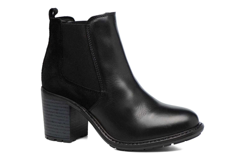 Bottines et boots Buffalo Julie Noir vue détail/paire