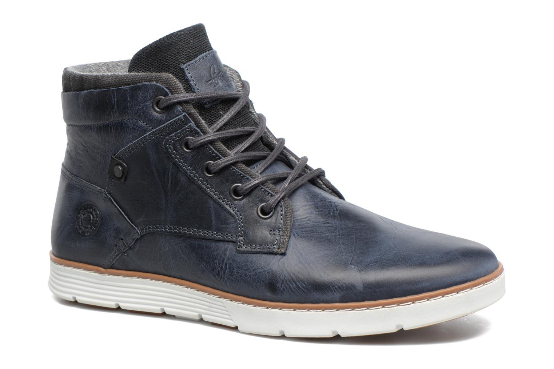 Bottines et boots Bullboxer COUSIN DE JASON Bleu vue détail/paire