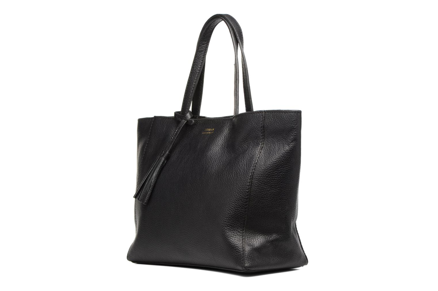 Cabas Parisien Mm Black