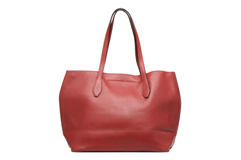 Handtaschen Loxwood Sac Shopper rot ansicht von vorne