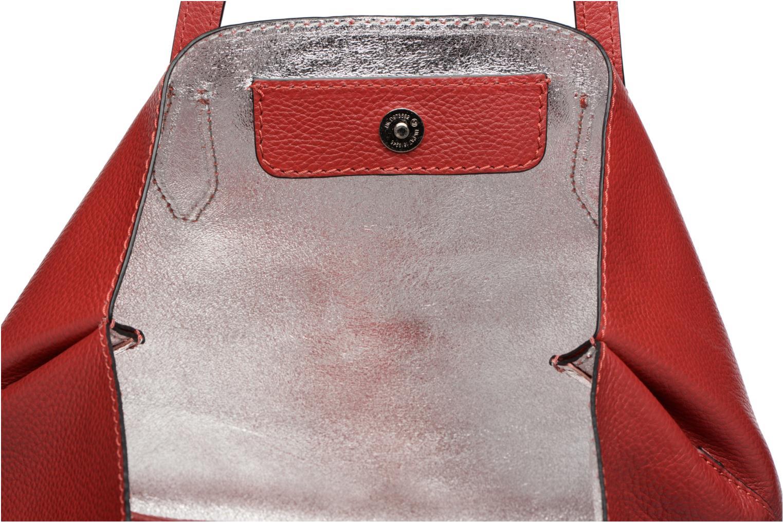 Handtaschen Loxwood Sac Shopper rot ansicht von hinten