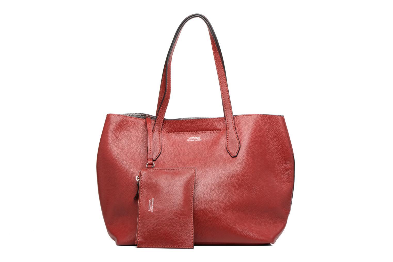Handtaschen Loxwood Sac Shopper rot ansicht von links