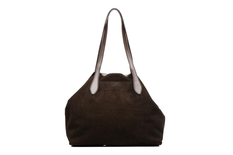 Handtaschen Loxwood Sac Shopper braun ansicht von vorne